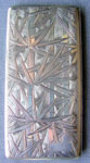 "Larry Jennings' Silver Cigarette Case. This is the cigarette case Larry used for his effect, ""Structured."""